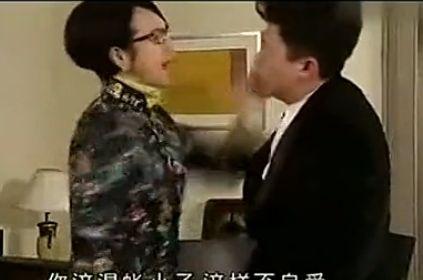 TVB掌掴戏 男演员遭连环23巴掌