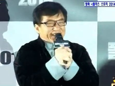 成龙自曝曾与韩妹恋8年 女方向其献初吻