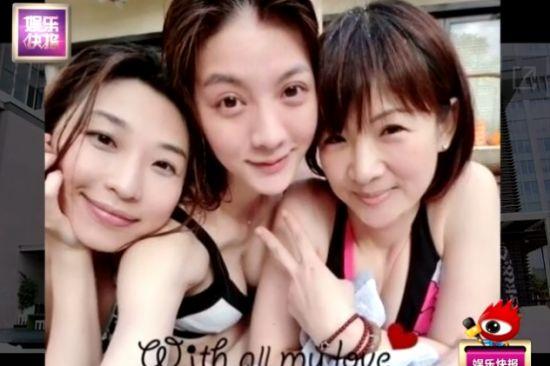 李宗瑞事件女主角湿身晒胸照 网友大赞性感