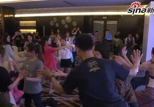 视频:首届国际瑜伽时尚生活论坛
