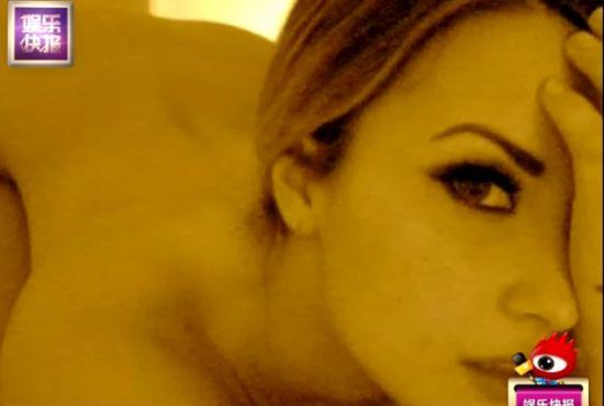 迪士尼童星黛咪洛瓦托裸体浴照外流