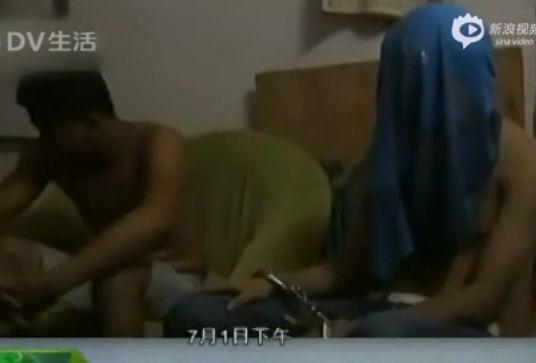 女子网上招租遭两男轮奸 拍裸照勒索抢劫