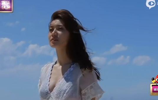 前AKB48大岛优子手捧双乳半裸照曝光